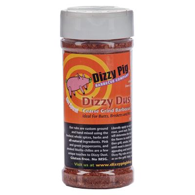 Dizzy Pig Dizzy Dust Coarse