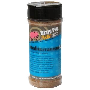 Dizzy Pig Mediterranean-Ish