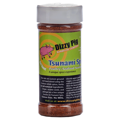 Dizzy Pig Tsunami Spin
