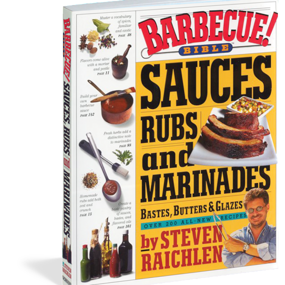 Bible Sauces, Rubs and Marinades