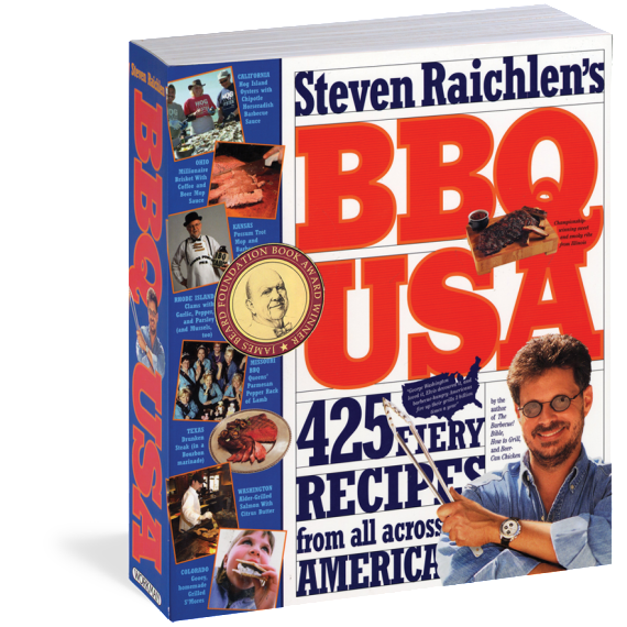 BBQ USA, by Steven Raichlen