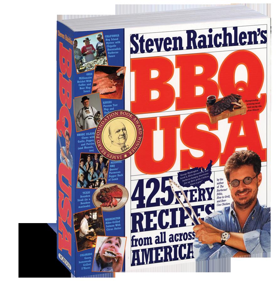 BBQ USA, by Steven Raichlen
