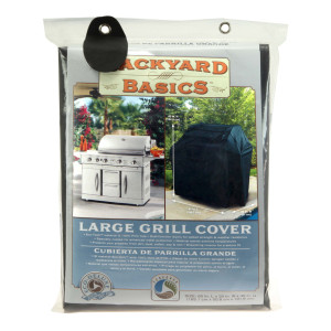 Backyard Basics Grill Cover L
