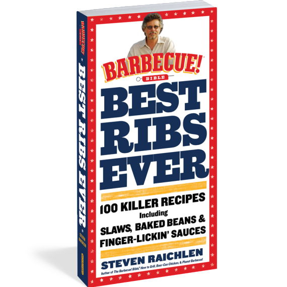 Best Ribs Ever, by Steven Raichlen