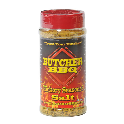 Butcher BBQ Hickory Rub