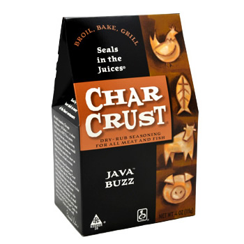 Char Crust Java Buzz