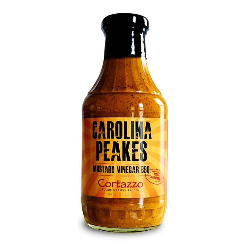 Cortazzo BBQ Carolina Peakes