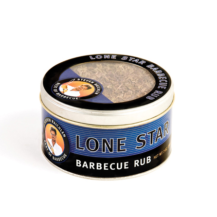 Lone Star Barbecue Rub