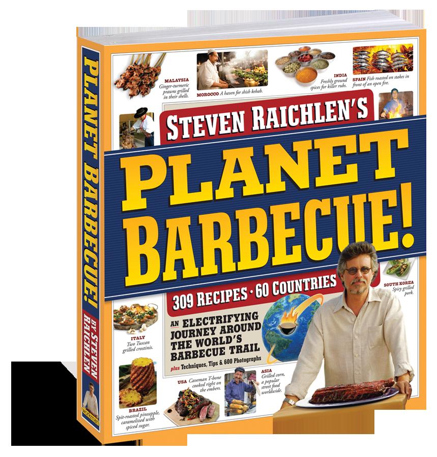 Planet Barbecue! by Steven Raichlen