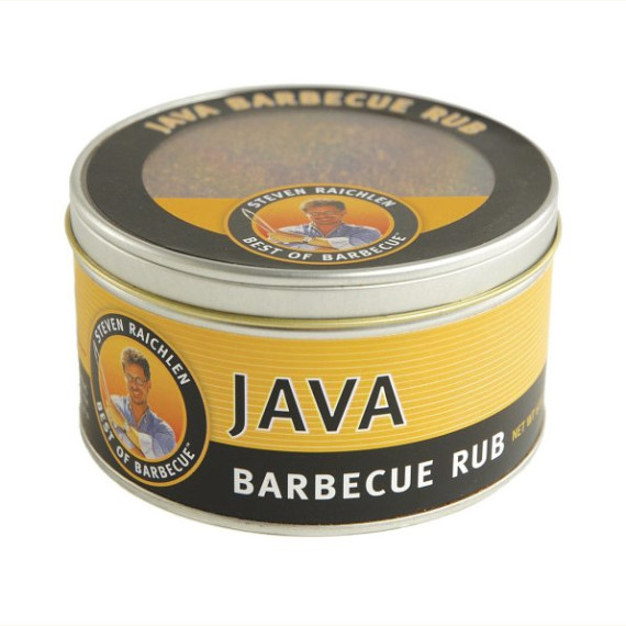 Best of Barbecue Java Barbecue Rub