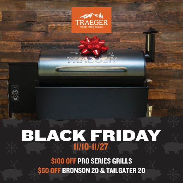 Black Friday Traeger